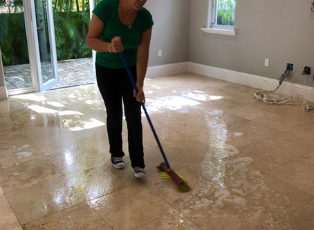 What's included in a Move In/Out House Cleaning? 1 St House Cleaning Miami.