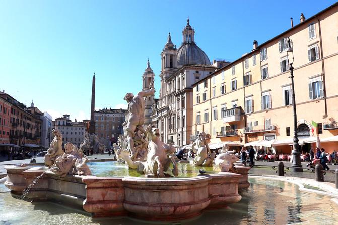 Rome en 2 jours, récit de notre week end
