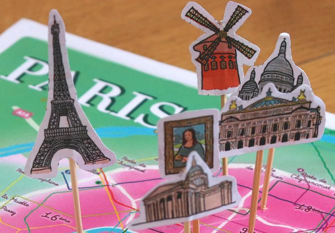 Connaissez-vous bien Paris ?