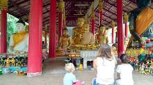 4 jours à Bangkok en famille
