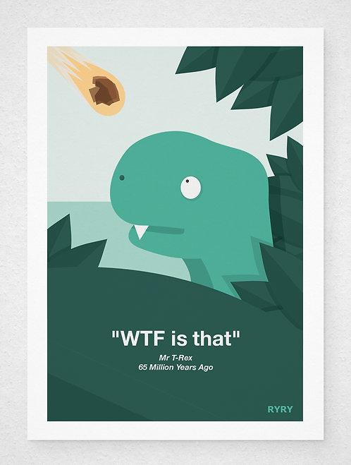 Mr T-Rex