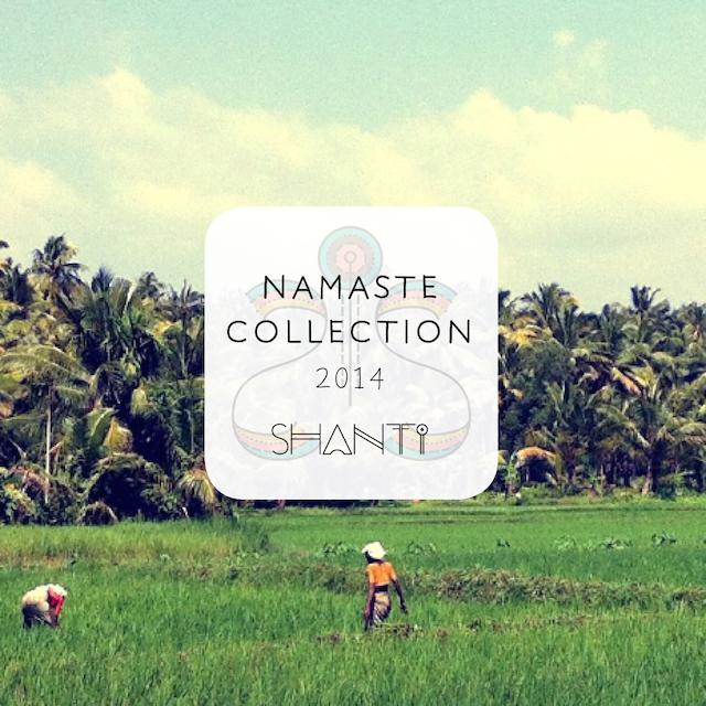 Colecção Namaste 2014