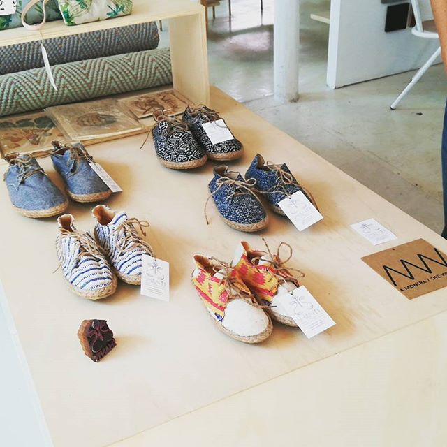 Our travelling shoes just arrived at #organiiconceptstore 🍃 _Super proud 🙌 thanks to _amontra