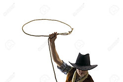 58735838-cowboy-throws-a-lasso-on-the-is