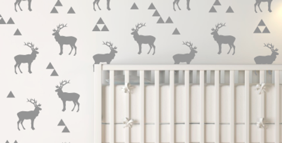 Stag Decals