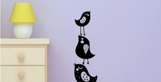 Birdie Decals