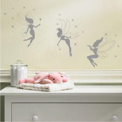 Sparkling Fairies Decals