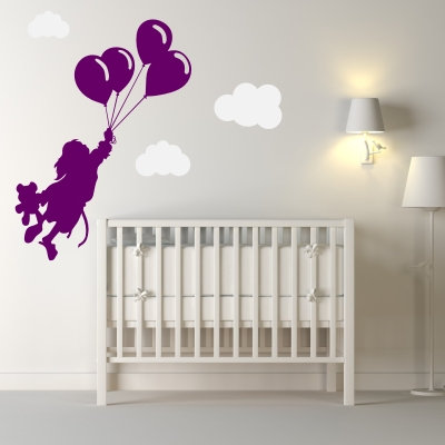 Up up and Away Decal