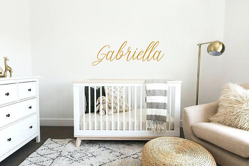 Custom Name-it - Style Gabriella