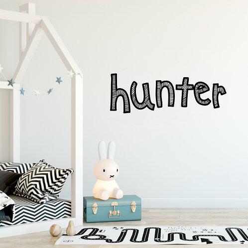 Custom Name-it - Style Hunter
