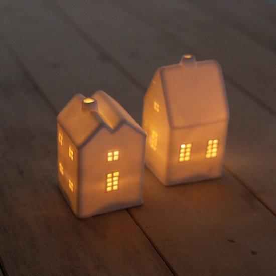 LED Light House