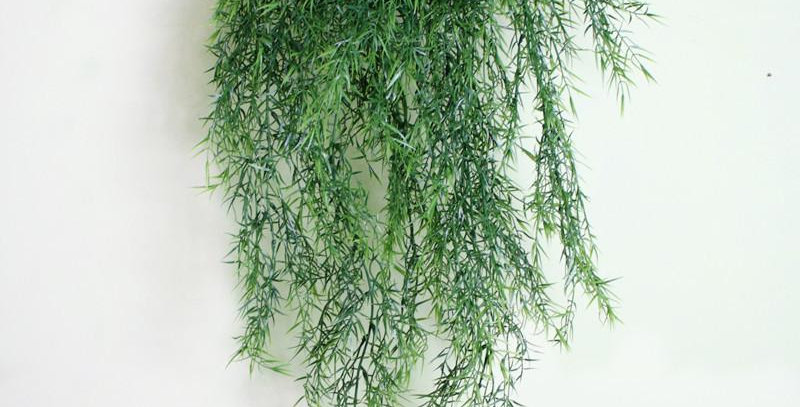 Faux Seagrass Foliage