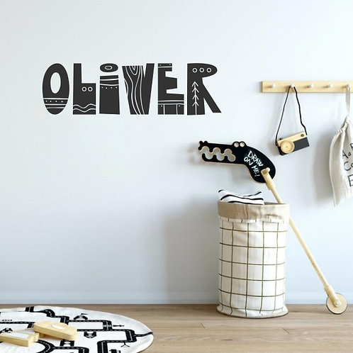 Custom Name-it - Style Oliver