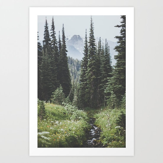 Through the Woods - Luke Gram