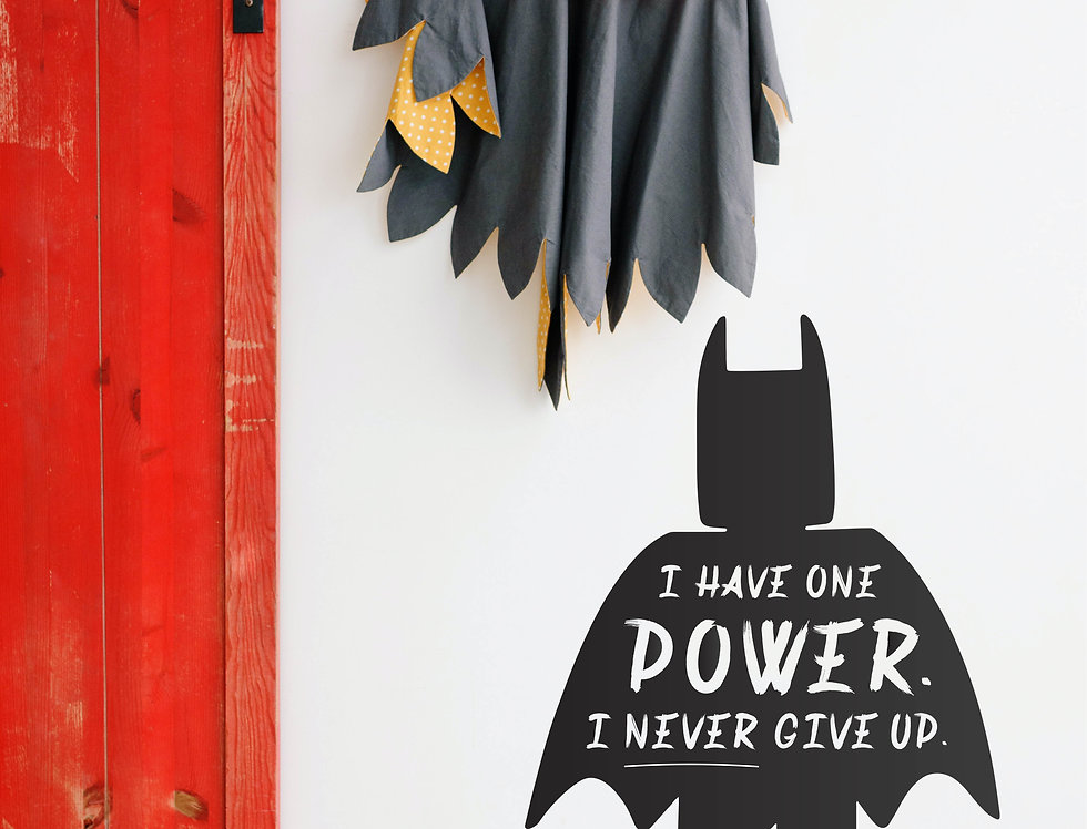 I Have One Power Decal