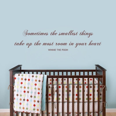 Sometimes the smallest things