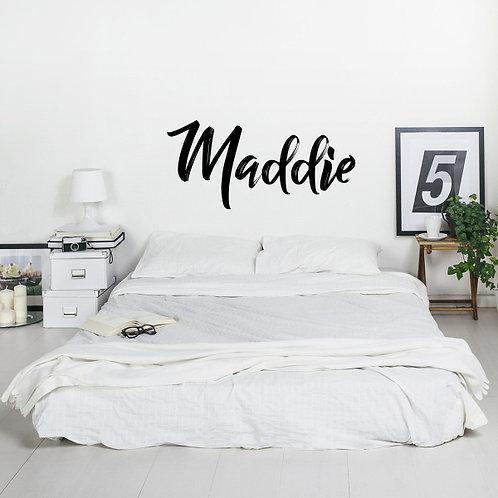 Custom Name-it - Style Maddie
