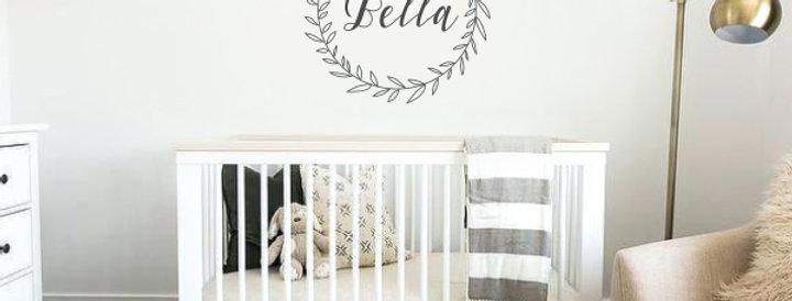 Custom Name-it - Style Bella