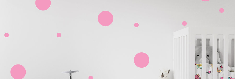 Large dot Decals