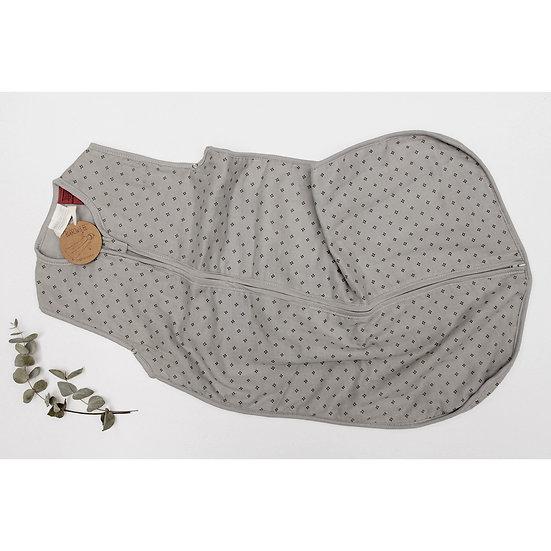Wilder Garden Summer Sleep Sack - Grey