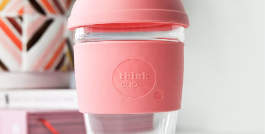 Think Cup - 12oz Rose