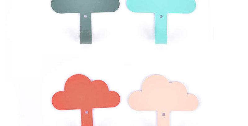 Cloud Wall Hooks - Hooked