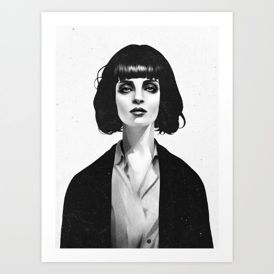 Mrs Mia Wallace - Ruben Ireland