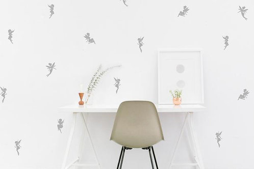 Mini Fairy Wall Decals