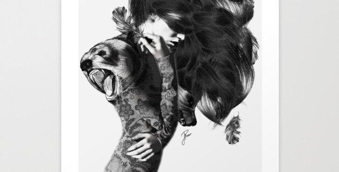 Bear #2 - by Jenny Liz Rome