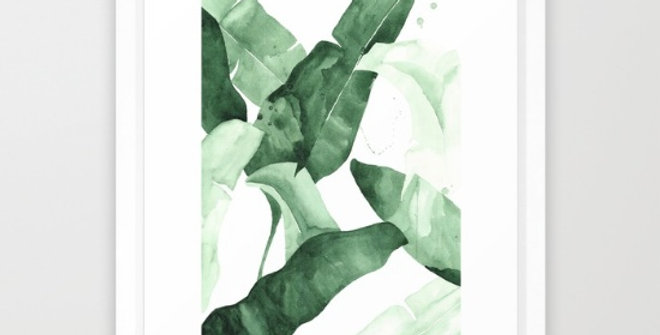 Beverly II - The Aestate FRAMED print