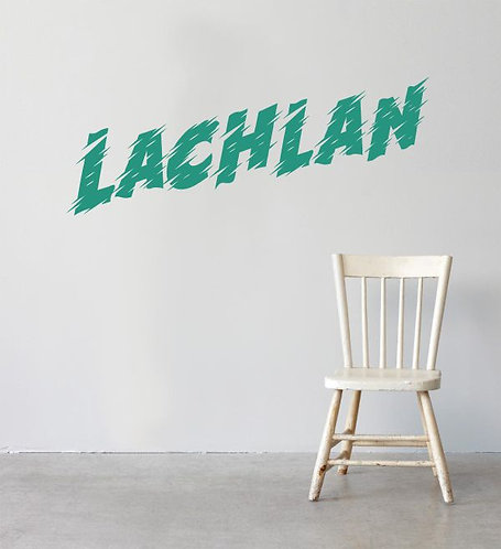 Custom Name-it - Style Lachlan