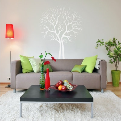 Autumn Tree Decal