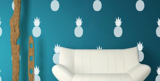 Pineapple Decals