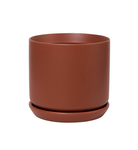 Oslo Planter Terracotta -Medium