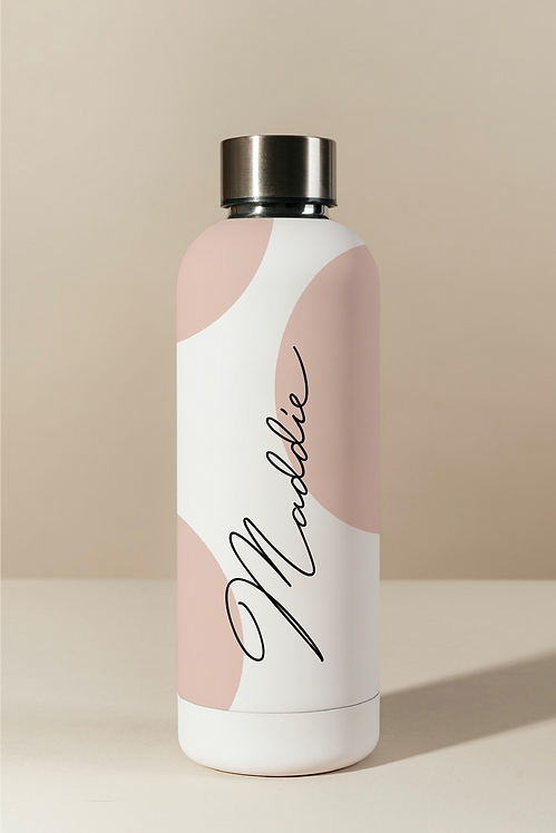 ORDERLY - Custom Name-it Drink Bottle Decal