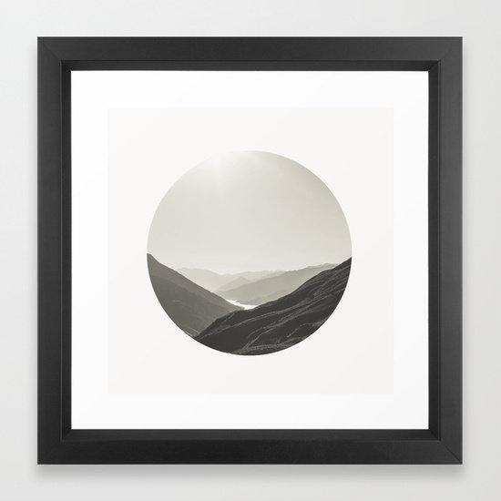Outskirts of Queenstown - FRAMED Print