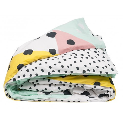 Pebbles Duvet Cover - Single