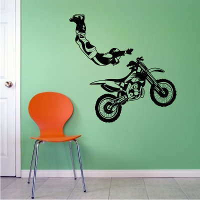 Moto-cross Decals