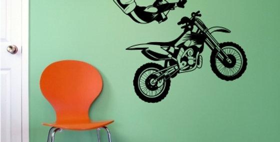 Moto-cross Decals