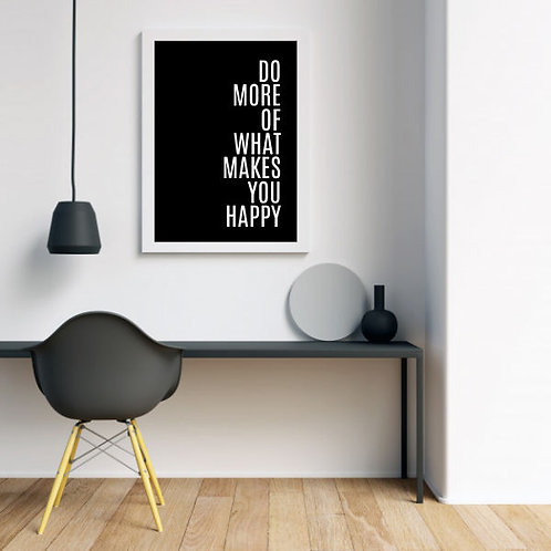 Makes you Happy - Download & Print