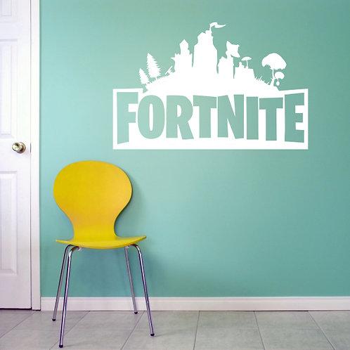 Fortnite Wall Decal