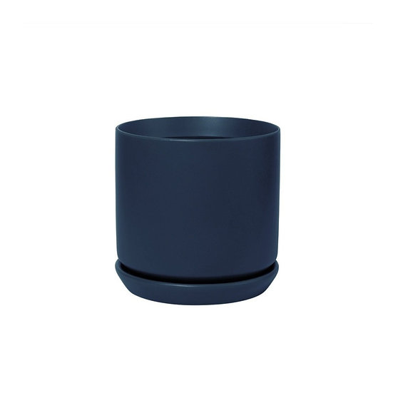 Oslo Planter - Navy Small