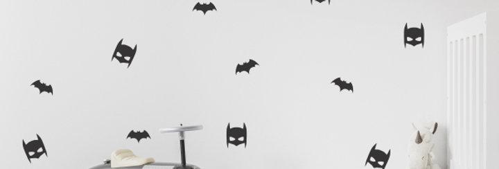 Batmask Decals