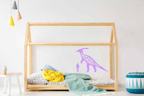 Parasaurolophus Dinosaur Wall Decal
