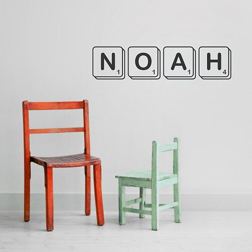 Custom Name-it - Style Noah