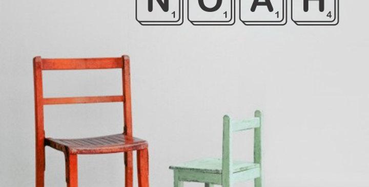 Custom Name-it - Style Noah