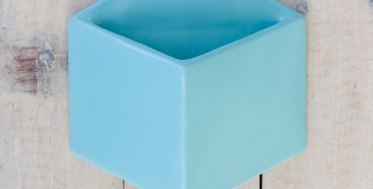Pocket Planter/Storage - Turquoise