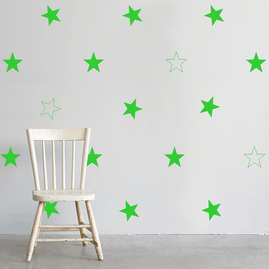 Star-struck Decals