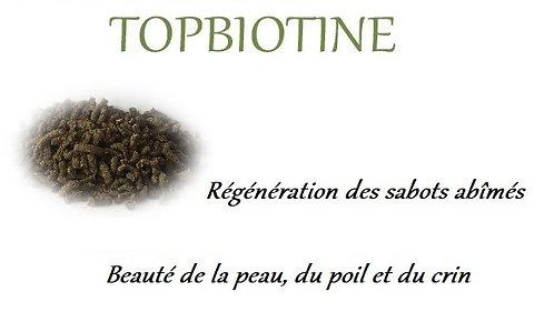 esprit horse top biotine biotine zinc peau poils crins sabot chevaux phyto