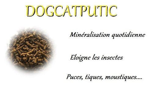 esprit horse dogcatputic anti puce tique insecte chien chat phyto